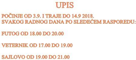 UPIS2018B